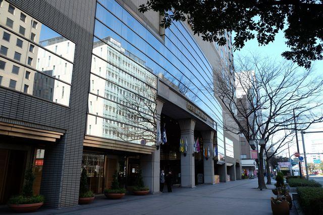 ホテル日航福岡外観